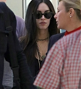 Megan Fox Arriving at Sydney - September 5, 2014
