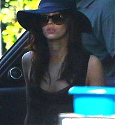 Megan Fox In Los Angeles - October 9