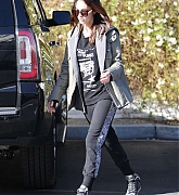 Megan Fox Out and About - March 2