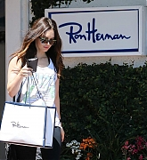 Megan Fox Shops in West Hollywood - September 6