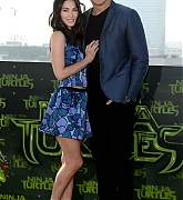 Megan Fox Attends Teenage Mutant Ninja Turtles Berlin Premiere - October 5