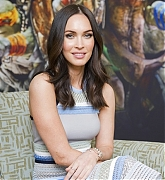 Megan Fox and Will Arnett attend Teenage Mutant Ninja Turtles Tokyo Photocall - February 2