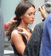 Megan Fox Films Teenage Mutant Ninja Turtles - June 27
