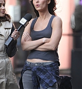 Megan Fox Films Teenage Mutant Ninja Turtles 2 - May 13
