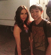Megan Fox Filming Teenage Mutant Ninja Turtles - May 5