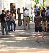 Megan Fox On The Set of Zeroville Movie