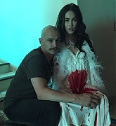 Megan Fox On The Set of Zeroville Movie
