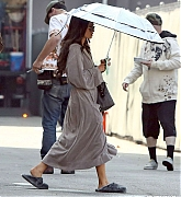 Megan Fox Films ZeroVille at November 10, 2014