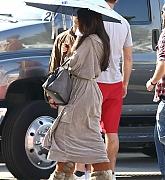 Megan Fox Films ZeroVille at November 10, 2014